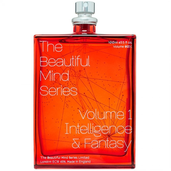 Масляные духи  ESCENTRIC MOLECULES THE BEAUTIFUL MIND SERIES VOLUME 1