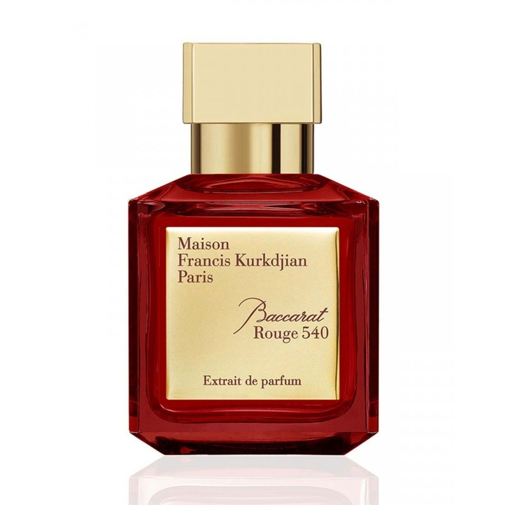 Масляные духи MAISON FRANCIS KURKDJIAN BACCARAT ROUGE 540