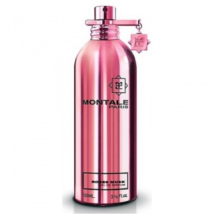 Масляные духи MONTALE ROSES MUSK