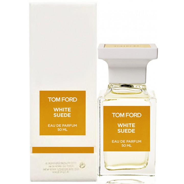 Масляные духи TOM FORD WHITE SUEDE